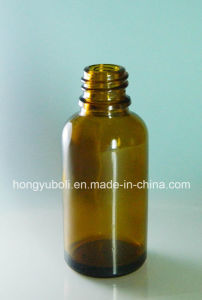 Screw-Neck Mold-Formed Glass Bottle