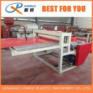 PVC Plastic Carpet Extrusion Making Machine pictures & photos