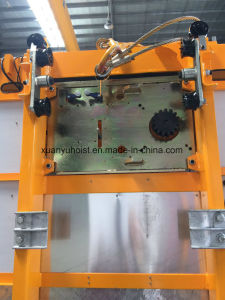 Industry Professional Supplier of China Engineering Machinery with Three Doors pictures & photos