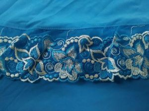 New Design Embroidery Lace / Embroidery Fabric/ Good Quality/ Best Pric pictures & photos