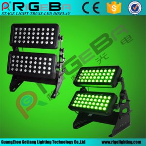 High Power Outdoor LED City Color Wall Washer Stage Light pictures & photos