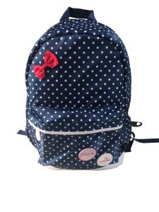 Polyester DOT Printing Student Bag pictures & photos