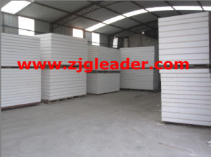 MGO+EPS+MGO Sandwich Panel for Movable House pictures & photos