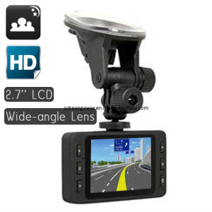 1080p HD Vehicle DVR Car Cam Blackbox Camcorder with IR LED Night Vision pictures & photos