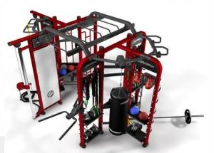 Crossfit Gym Equipment Synergy 360 for Sale Multi Stationtz-360xm pictures & photos