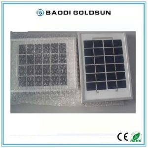 6W Mini Solar Panel Components for Solar Lighting System pictures & photos