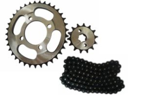 Motorcycle Sprocket Kits-Chain and Sprocket Sets pictures & photos