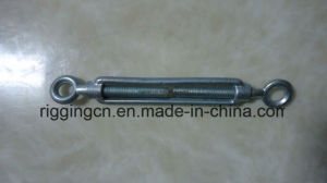 Rigging Screw with Open Body, Hook-Eye, Zp DIN 1480, pictures & photos