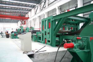 High Speed Cold-Rolling and Cut to Length Machine Production Line