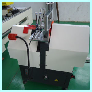 PVC Window Produce Machine Glass Bead Cutting Saw pictures & photos