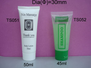 Hotel Shampoo (shower gel...) in Soft Tube pictures & photos