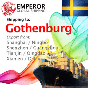 Sea Freight Shipping From China to Gothenburg, Sweden