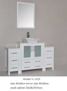 Sanitary Ware Bathroom Furniture Vanity with Mirror pictures & photos