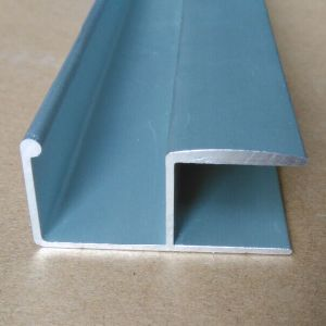 6063 Windows and Doors Aluminium Extrusion Section Profile (A0103) pictures & photos
