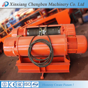 Customized Design Double Beam Small Electric Overhead Crane pictures & photos