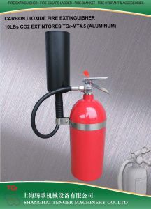 CO2 Fire Extinguisher-10LB A6061 Cylinder pictures & photos