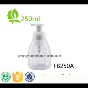 250ml Triangle Pet Foam Bottle pictures & photos