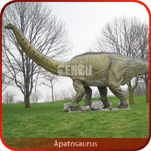 Outdoor Playground Artificial Animatronic Dinosaur Replica pictures & photos