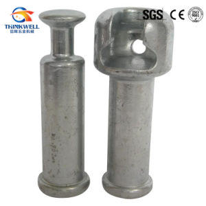 Ball and Socket Deadend Insulator Fitting Composite Insulator Socket Ball pictures & photos