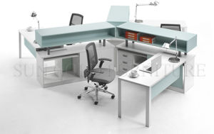 High Quality New Design Office Workstation, Modern Office Desk (SZ-WS120) pictures & photos