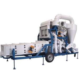 Wheat Maize Sesame Grain Seed Cleaning & Processing Machine pictures & photos