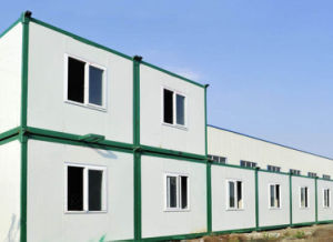 ISO 9001 Standard Prefab Sandwich Panel Mobile Container House pictures & photos