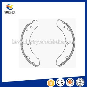 Hot Sale Auto Brake Systems International Manufacture Brake Shoes pictures & photos