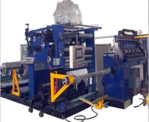 CNC Foil Winding Machine for Making Transformer Coil
