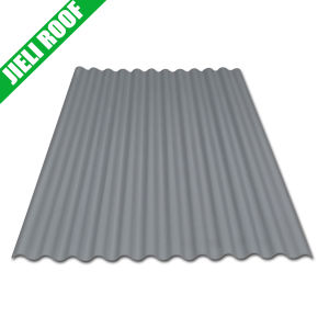 Color Corrugated Plastic Roofing Sheets pictures & photos