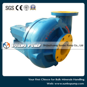 High Quality Metal Lined Sand Mud Pump pictures & photos