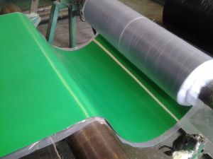 Factory Sale ESD Rubber Sheet, Antistatic Rubber Sheet pictures & photos