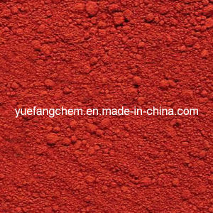Color Pigment 96% Iron Oxide Red Power pictures & photos
