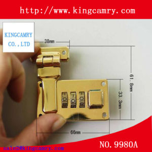 Case Lock Bag Code Lock Luggage Number Lock Handbag Combination Cipher Lock Combination Lock pictures & photos