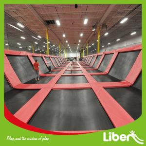 Popular Indoor Trampoline Park for Center pictures & photos