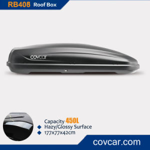 Black Large Roof Luggage Carrier Car Roof Box