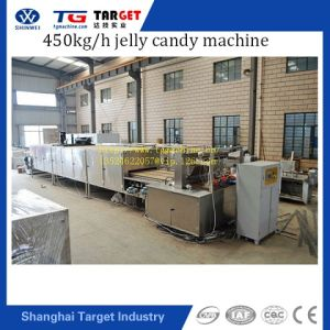 Engineer Available Jelly Candy Soft Candy Making Line for Sale pictures & photos