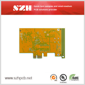 High Quality Useful ISO9001 Double Side PCB Manufacturer pictures & photos