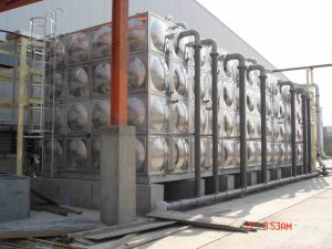 Hot Sale Food Grade Stainless Steel Water Tank