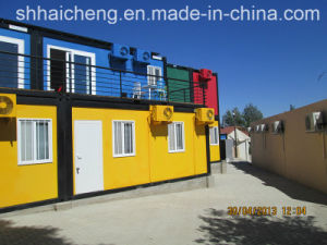 Prefabricated Easily Assembled Movable Modular Container Villa (shs-mh-villa001) pictures & photos