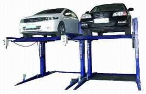 Two Post Home Garage Car Lift System with Ce