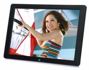 "15"" LED HD High Resolution Digital Picture Photo Frame for Advertisement Supporting Autoplay pictures & photos"