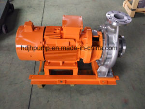 Horizontal Single Stage End Suction Centrifugal Water Pump pictures & photos