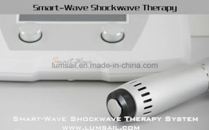 Physical Smartwave Lumsail Shockwave Beauty Machine Veterinary Medical Shock Wave Therapy Equipment pictures & photos