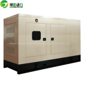 200kVA Mobile Silent Type Diesel Generator pictures & photos