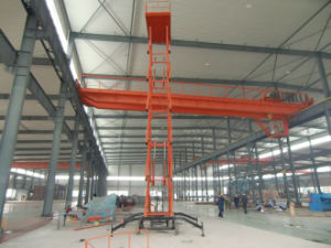 Ce Certificated Hot-Sale Double Girder Workshop Overhead Crane, 5ton Overhead Crane Made in China pictures & photos