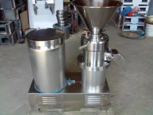 Food Sanitary Stainless Steel Small Colloid Mill