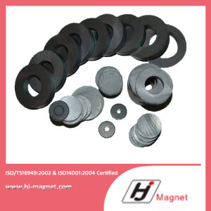 High Quality Custom Ring Permanent Ferrite Magnet for Motors pictures & photos