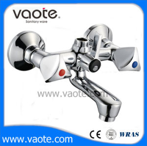 Double Handle Bath Faucet/Mixer (VT60801) pictures & photos