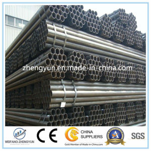 Round ERW Welded Hollow Section Steel Tube / Pipe pictures & photos