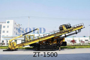 Zt-1500 Big Drilling Rig, HDD Horizontal Directional Drilling Rig pictures & photos